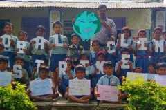 Global climate strike @Gopalwadi school